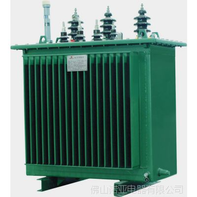 厂家直供SBHM15系列非晶合金油浸式配电变压器