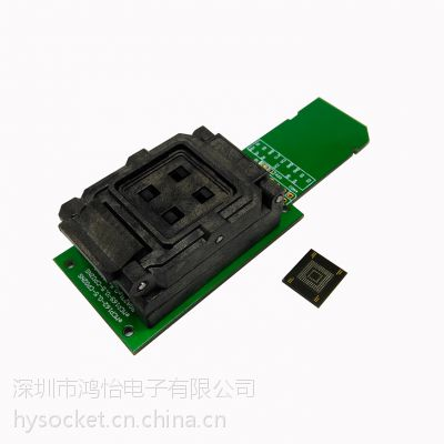 eMMC153/169测试座 清空座 手机字库烧录座 BGA153 BGA169 转SD