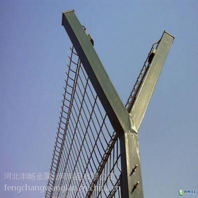监狱围栏网、河北丰畅护栏网厂、监狱钢网墙