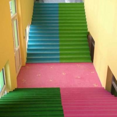 地生PVC塑胶地板幼儿园的首先地板