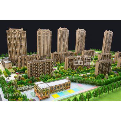 深圳品筑模型南昌华润凯旋门1:90亚洲规模公司专业沙盘建筑户型模型制作
