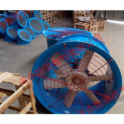Φ4500.55KW/380VFBT35-11-4.5防爆通风机
