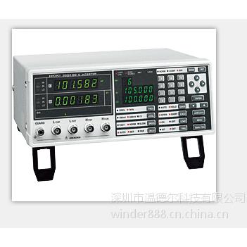 日置HIOKI3504-60/-50/-40电容测试仪