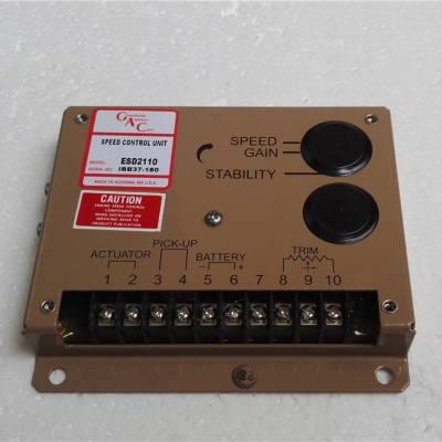 GAC调速器ESD2110,GAC ESD2110速度控制器