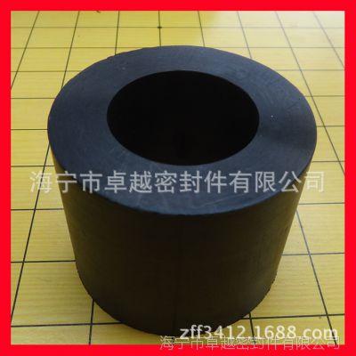 定做丁晴橡胶管件 耐磨橡胶套筒 其他橡胶密封产品