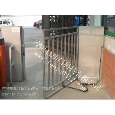 供应杭州安尼1801开门机,小区室外防水90度刷卡开门机,曲臂电动闭门器