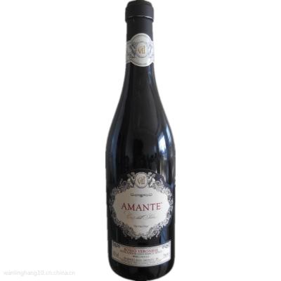 VII AMANTE ROSSO VERONESE意大利艾曼蒂红葡萄酒