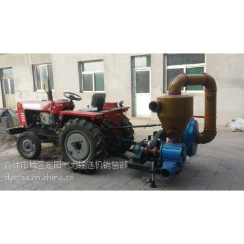 腾达QH-10拖拉机带吸粮机(气力输送机)