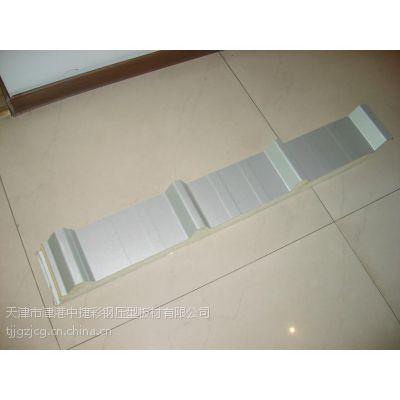 供应彩铝聚氨酯夹芯板厂家