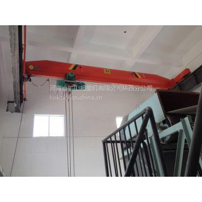 供应河南省矿山起重机有限公司电动单梁桥式起重机