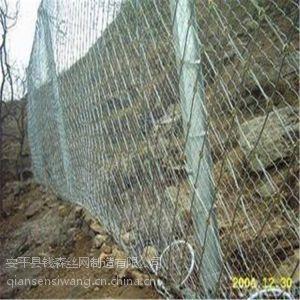 供应钱森边坡防护网安全防护网 护网 sns柔性防护网