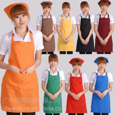 广州餐饮围裙定制,天河区广告围裙订制,批发围裙厂家