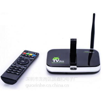 四核MINIPC 3188 2G+8G 四核Rk3188迷你PC安卓4.1 TV BOX Mini