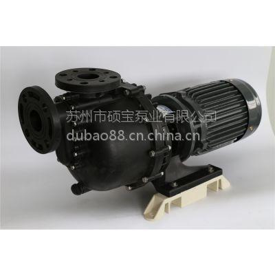 供应PP自吸式水泵 小型自吸式水泵 耐腐蚀卧式自吸离心泵BD-40012