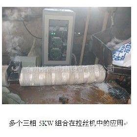 铭杰机电供应5KW380V半桥挤出机 电磁加热节能设备 感应加热设备
