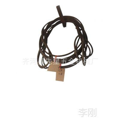 12mm直径x5m插编索扣钢丝绳