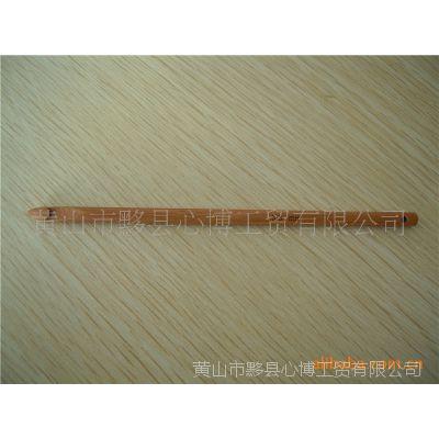 竹制钩针 魔法一本针 双头钩针 碳化针