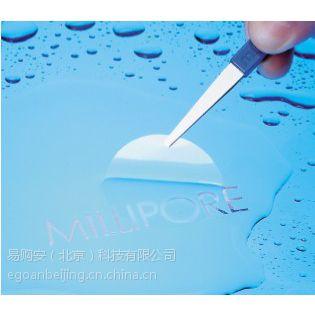 密理博Omnipore表面滤膜(亲水性PTFE)JVWP02500 热线18611761915