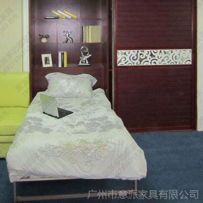 正品整体可定制家具推拉门床移门壁柜床智能收纳空间