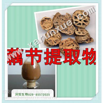 润雪生物 藕节浓缩粉提取物,批发五折起厂家直销