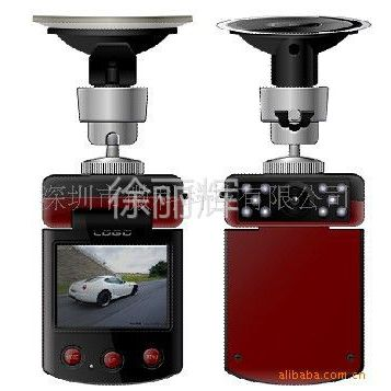 供应行车记录仪P7000/ 140度/720P红外夜视 行车记录器/行驶记录仪