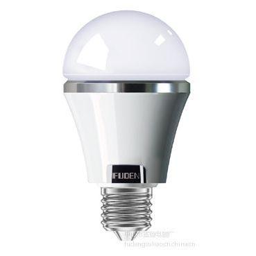 供应阻燃塑料球泡外壳 LED球泡灯套件