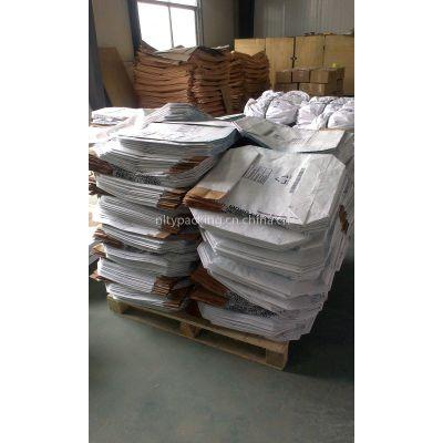 供应河南商丘工业牛皮纸阀口包装袋放地带