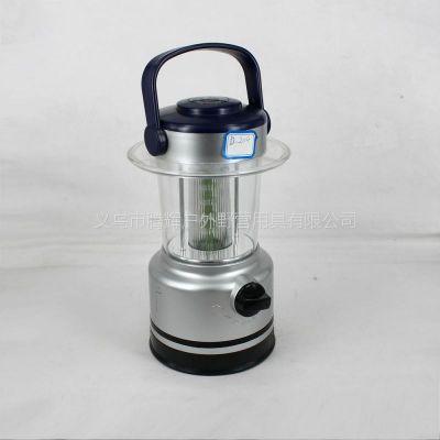供应小额厂家直供 16LED可调光马灯 野营灯 干电池马灯 彩盒包装
