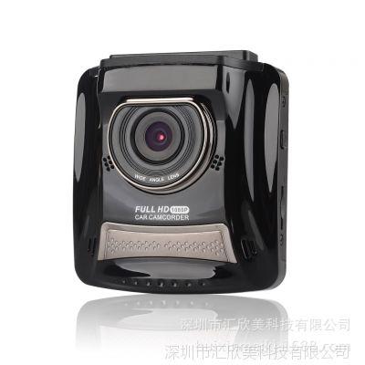 厂家直销:高清行车记录仪 1080P高清广角自动录影 汽车黑匣子