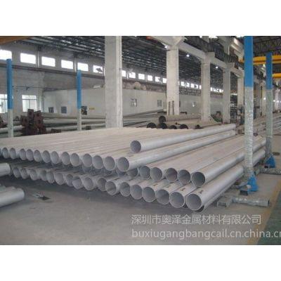 供应201不锈钢工业管价格