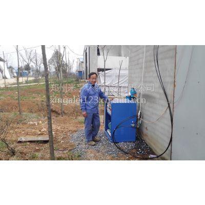 现代化养羊场自动消毒设备