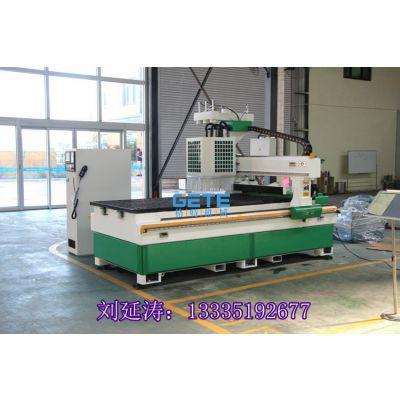辽宁三工序数控开料机-格特经济款板式家具生产线