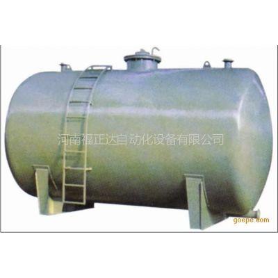 供应洛阳钢衬塑罐/钢衬塑反应釜定制