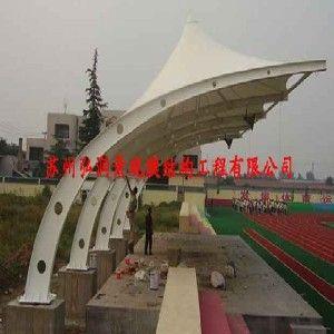 供应苏州公交车站膜结构电话:15295609668