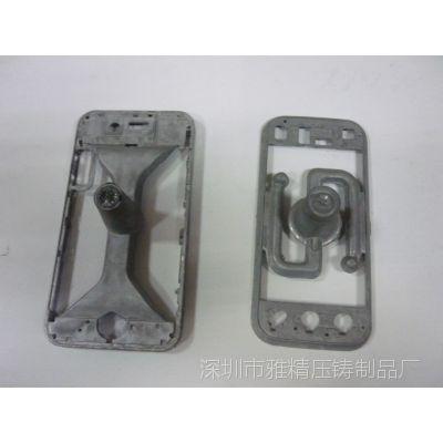 锌铝合金压铸,压铸模具,锌铝合金电子类中框,外壳加工