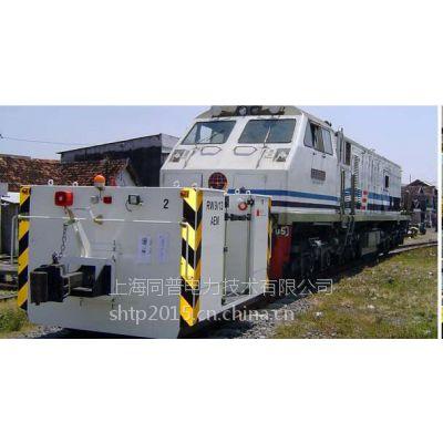 拉动火车头使用的舵轮品牌意大利CFR驱动轮型号MRT44属于电力叉车电动托盘堆垛车