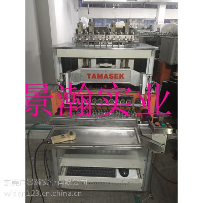 TAMASEK集成光电子 10轴自动绕线机