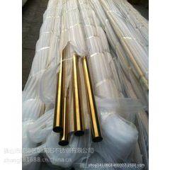 不锈钢古铜色管报价 厂家供应