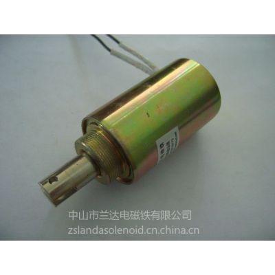 供应圆管式电磁铁,牵引式电磁铁,推拉式电磁铁,兰达电磁铁TU3862