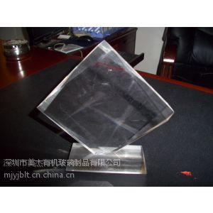 供应深圳亚克力奖牌雕刻生产厂家、做奖牌雕刻找深圳美杰