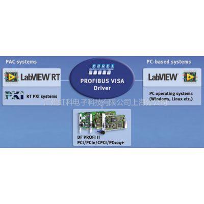供应LabVIEW PROFIBUS VISA 驱动(德国COMSOFT )