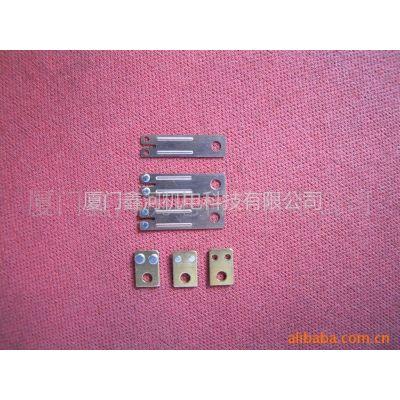 供应温控器弹片(银触点自动铆接双银点)