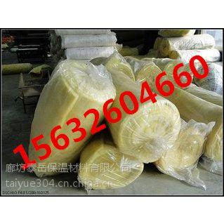 鹤岗市20kg抽真空玻璃棉卷毡每立方价格 泰岳离心玻璃棉