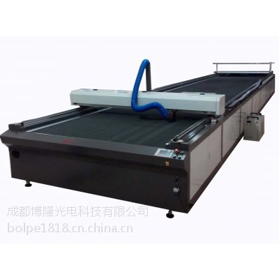 成都博隆BLCF-16080全自动沙发面料激光裁剪机厂家直销