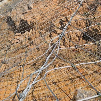 阿尔山市柔性主动防护网价格低