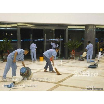 东莞商场保洁公司大型商场保洁服务承包商场装修开荒保洁