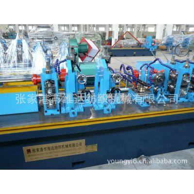 供应专业制造VZH-32AL汽车换热器用集流管高频焊管机组