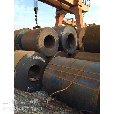 供应郑州宝钢SPA-H集装箱钢板,耐腐蚀性强