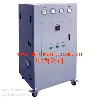 中西供食品级制氮机(每小时产氮量5立方米) 型号:M350394