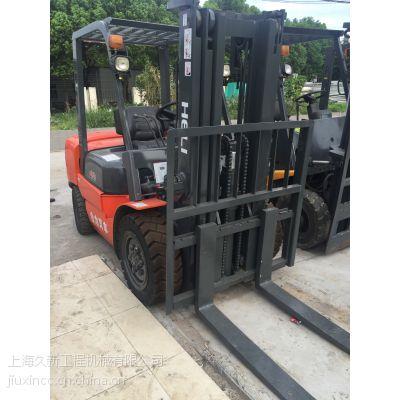 无为县二手叉车市场 杭州2-10吨柴油叉车价格 底价转让